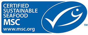 Certified Sustainable Seafood MSC certification