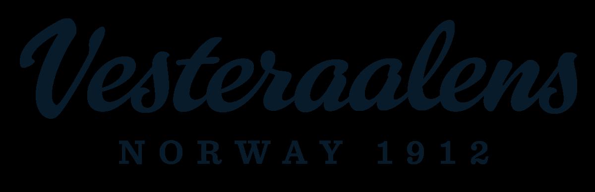 Vesteraalens logo.